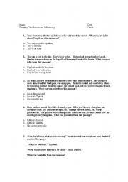 english teaching worksheets