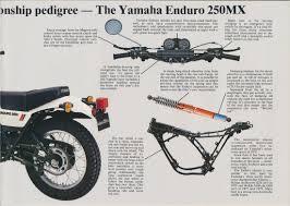 dt250 dave u0027s bike brochures