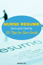 Best Resume For Nurses Best 25 Rn Resume Ideas On Pinterest Nursing Cv Registered