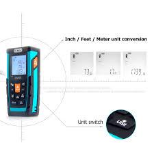 amazon com dr meter handy laser measure 164ft measuring range