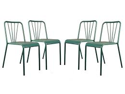 Lot De 2 Chaises Industrielles Argent Métal Kirk Stupéfiant Chaises Industrielles Métal Chaise Industrielle En Mtal