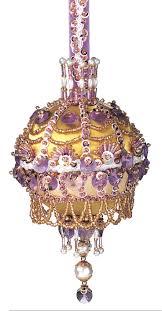 292 best beaded christmas ornaments images on pinterest beaded