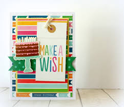 quick birthday cards pebbles inc