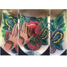 41 spectacular apple fruit tattoos designs and ideas parryz com