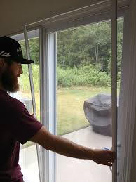 Removing A Patio Door Residential Sliding Patio Door Window Acoustic Insert