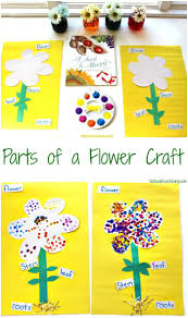 205 best flower activities images on pinterest spring crafts