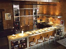 cuisine maison ancienne une ancienne maison en pierres avec un intérieur moderne et design