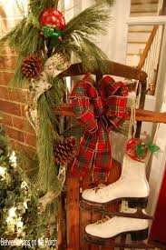 entryway decorations 50 fresh festive christmas entryway decorating ideas family