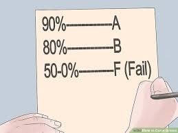 easy ways to curve grades wikihow