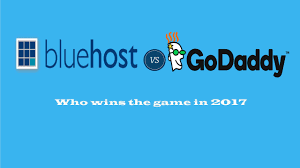 bluehost vs godaddy review ultimate hosting comparison guide 2017