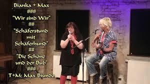 wohnzimmer backnang 3 zartcore lieder mit bianka max t m max biundo youtube
