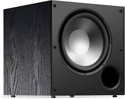 woofer for home theater polk audio psw108 powered subwoofer at crutchfield com