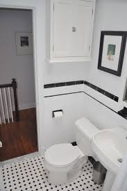black and white tile bathroom ideas home design ideas