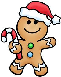 yummy gingerbread man cookie clipart clipground