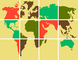 Canvas Map Of The World by Interactive World Map Tutorial So You Think You U0027re Crafty