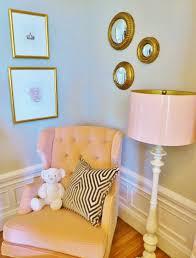 Floor Lamps For Nursery Mansion In May Charming Baby U0027s Nursery U2013 Kristine Robinson U0027s