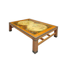 Map Coffee Table Antique World Map Coffee Table Les Trois Garçons