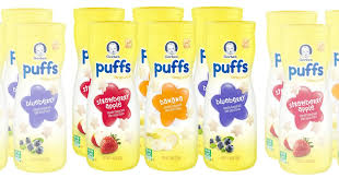graduates snacks prime gerber graduates puffs snacks 6 pack just 7 87