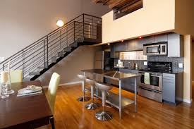 apartments interior modern loft condo interior design with gray