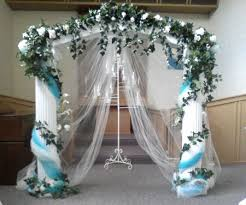 wedding arches and columns partial archways shutterbug