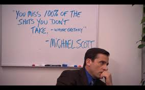 top 20 quotes from the office