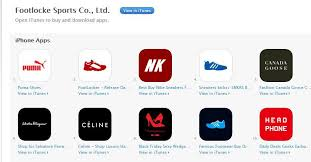 black friday footlocker deals beware iphone users fake retail apps are surging before holidays