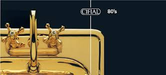 Broadway Collection Faucets Cifial