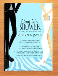 couples wedding shower invitations idea coed wedding shower invitations for couples shower ideas 62