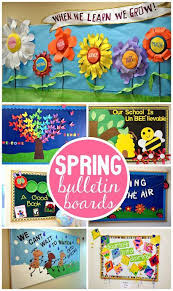 Classroom Soft Board Decoration Ideas Spring Bulletin Board Ideas For The Classroom Find Flowers Bees