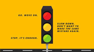 stoplight report template yellow black stoplight creative desktop wallpaper templates by