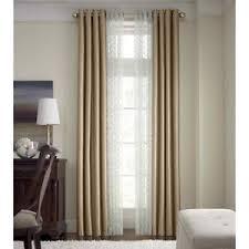 Grommet Top Blackout Curtains Royal Velvet Plaza Grommet Top Blackout Curtain 50 X 63