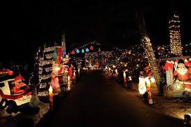 santa rosa christmas lights holiday lights around sonoma county