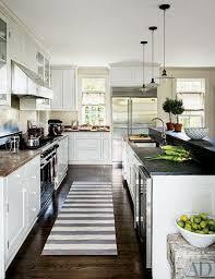 Black Kitchen Countertops by Best 20 Kitchen Runner Ideas On Pinterest U2014no Signup Required