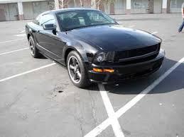 2008 Black Mustang 2008 Black Ford Mustang Bullitt Walkaround Youtube