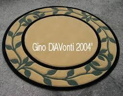 Custom Made Area Rugs Gino Diavonti Fine Artist And Sculptor Custom Designed And