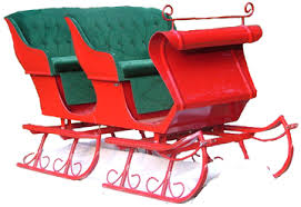 santa sleigh for sale santa s sleigh christmas cards rentals sleighs