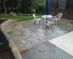 Outdoor Concrete Patio Outdoor Concrete Patio Flauminc Com