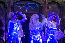 disney u0027s not so scary halloween party a grand spooky affair