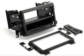 scosche fd3090f in dash install kit for 1995 and up ford vehicles
