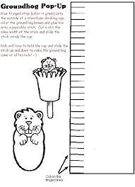preschool alphabet groundhog u0027s fun