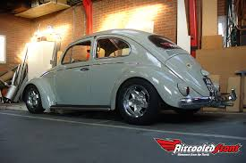 stanced porsche your daily car fix nice stanced u002759 ragtop beetle