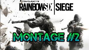 rainbow six siege montage glitch youtube