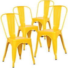 Yellow Dining Chair Modern Yellow Dining Chairs Allmodern