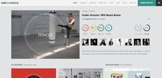 webseiten design awwwards website awards best web design trends