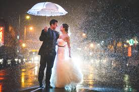 wedding quotes rainy day these gorgeous photos prove that there are far worse things than