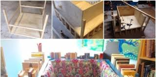 Bookshelf Chair Diy Archives Page 23 Of 46 Cool Creativities