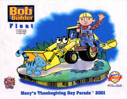 bob the builder macy s thanksgiving day parade wiki fandom