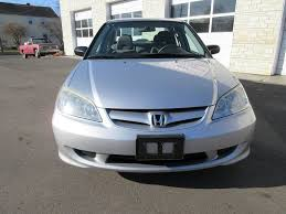 2005 honda civic front bumper 2005 honda civic lx 4dr sedan w front side airbags in plainville