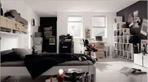 chambre ado et gris deco chambre ado gris et blanc visuel 1
