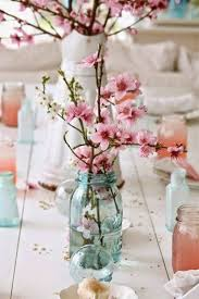 Vase Centerpieces For Baby Shower Adorable Asian Baby Shower Ideas